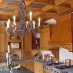 Деревянные потолки — изящный способ декорирования потолка