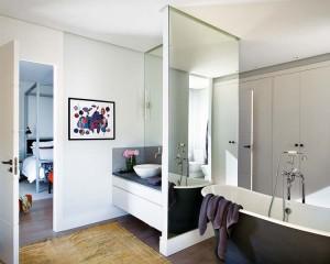 потолки в ванную