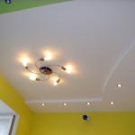 Ремонт потолка своими руками — способы и варианты