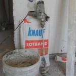 Штукатурка потолка своими руками — технология и инструменты