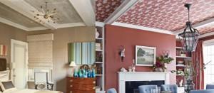 красивые потолки фото, потолки, обои