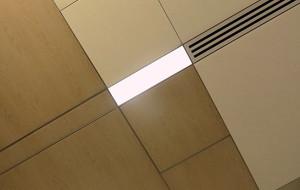 комбинированные потолки, фото, натяжные