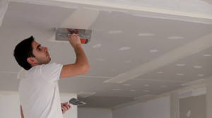 ремонт потолка, своими руками, фото