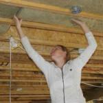 Утеплитель для потолка — тепло и уют в доме