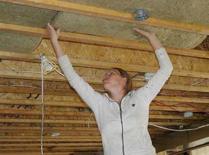 Isolation mince pour sol prix travaux maison aisne for Crepi exterieur isolant thermique