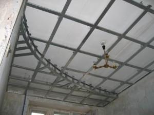 план потолка, фото
