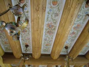 пароизоляция потолка, фото