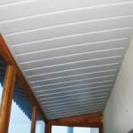 Потолок на балконе — как сделать качественно и просто