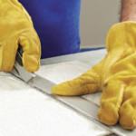 Как натягивают потолки — монтаж натяжных потолков