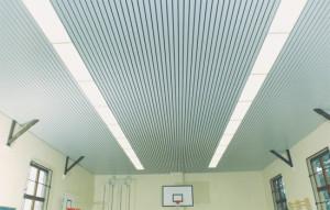реечный потолок Бард, фото