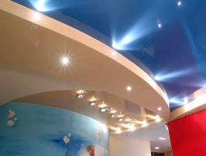 французские потолки, фото