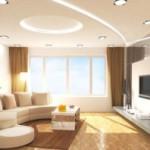 Декоративные потолки — фото разновидностей отделки