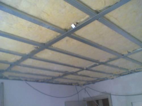 Enlever la toile de verre au plafond saint quentin for Poser toile de verre plafond